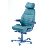 Leather Executive Chairs - KAB Air Comfort System (ACS)