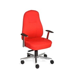 Ergonomic Office Chairs - Premium Synchronic Mechanism with Wide Seat