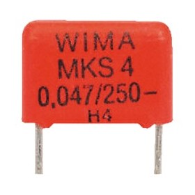 Components Electronic - WIMA Poly Caps