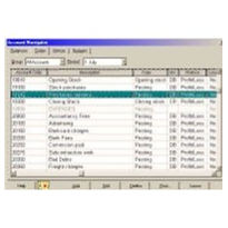Integrated General Ledger for CAPITAL Accounting Software