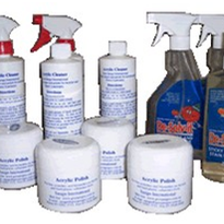Spray and Wipe - Safe Cleaning Products