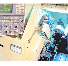CNC Machining Center - CNC Machine Shop