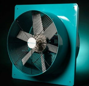 Wall Plate Exhaust Fans