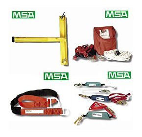 Height Safety - Fall Arrest Systems