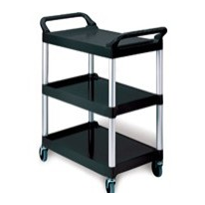 Utility & Service Carts - 3424-88
