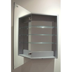 Glass Cabinet - Cabinet Drawers