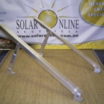 Solar Mounting Frames | Surface Mount - 2 x 80W
