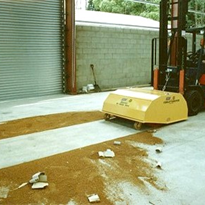 Industrial Cleaning - Floor Cleaning
