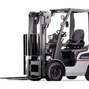 The Nissan 1F Series Forklift