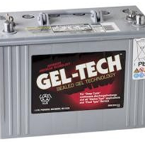 Gel Deep Cycle Batteries | 108Ah Gel-Tech