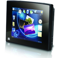 LCD Panel PC | Multi-Touch Flat-Bezel | AFL-F08A 8""