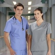 Medical Scrubs - Unisex Classic Top