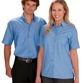 Medical Uniforms | Ladies Short Sleeve Shirt