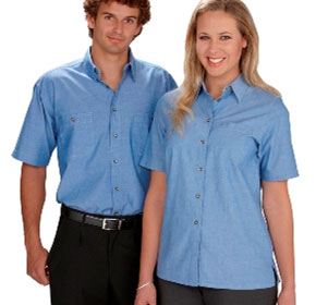 Medical Uniforms | Mens Short Sleeve Shirt