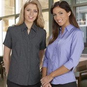 Medical Uniforms | Ladies ¾ Sleeve Plain Oasis Shirts