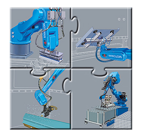 Robotic Case Packing, Materials Handling & Other Solutions
