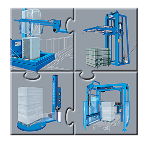 Automated Load Securement & Packaging Solutions