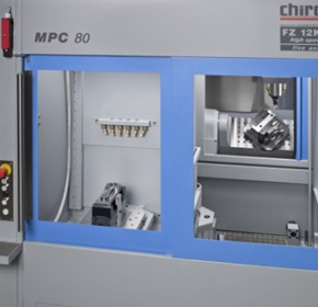 Multi Pallet Changer (MPC) | Chiron