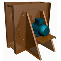 Industrial Fan - Centrifugal Fan