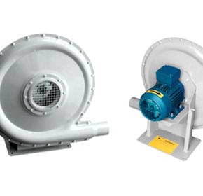 Industrial Fans - Centrifugal Fans