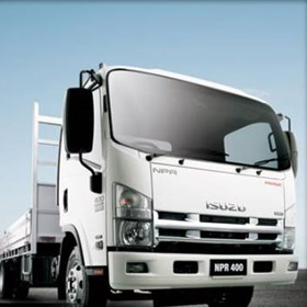 Light Trucks - Isuzu N Series