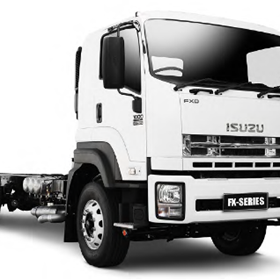 Trucks | Isuzu FX Series