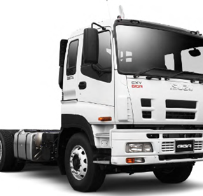 Heavy Duty Trucks - Isuzu GIGA