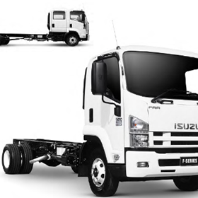 Trucks - Isuzu F-Series