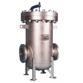 Cleanable 2 Phase Gas Coalescing Filtration
