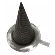 Temporary Conical Gas Reverse Flow Strainers