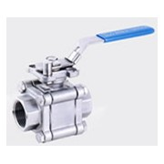 V-3WMH Type- Stainless Steel Valve