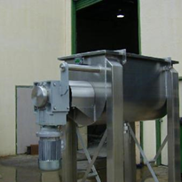 Ribbon Blender - 250lt