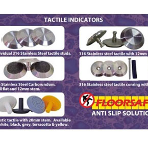 Floorsafe Tactile Indicators