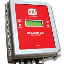 Wall Mount Gas Detection Controller | BEACON 200