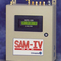 Infrared Four Gas Monitors | SAM IV Model
