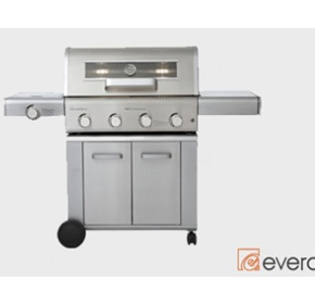 Neo Argento eSee Barbecues