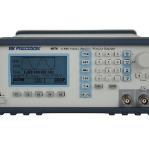 Arbitrary Waveform /Function Generators - Models 4076 and 4079