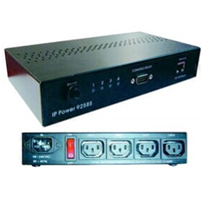 IP Power 9258S 4 Way Power Controller