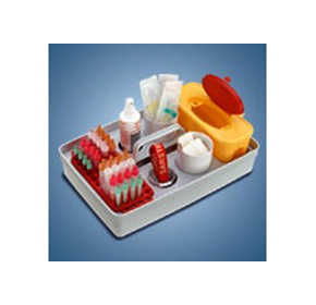 Safety Trays for Blood Collection