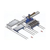 Punching & Combination - Cart System With Tracks