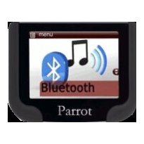 Bluetooth Hands-Free Car Kit for iPhones- Parrot MKi9200