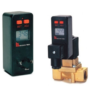 Digital Dual & Global Timer Condensers