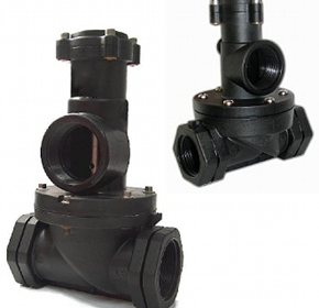 Globe Cylinder Operated Valves