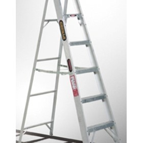 Single Sided Step Ladder - 120KG Domestic