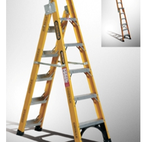 Dual Purpose Fibreglass Ladders