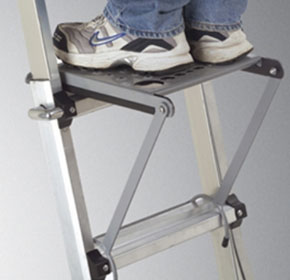 Ladder Platforms & Project Trays