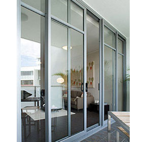 Altitude Apartment Sliding Door