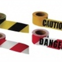 Industrial Safety Supplies | Barrier Tapes