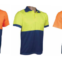 Short Sleeve Polo Shirts | Hi-Viz Wear