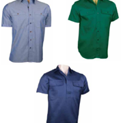 Short Sleeve Workwear Shirts